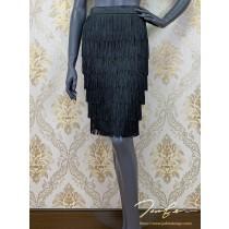 《BY TERRY佳衯自創》全流蘇半身裙